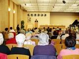 členská schůze Seniorů ČR