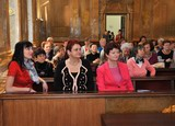 Oslavy Dne matek na Magistrátu města Brna