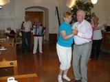 Setkání jubilantů a tancem a zpěvem