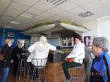 Návštěva letiště v Náměšti nad Oslavou