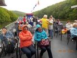 Projížďka lodí po Brněnské přehradě