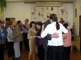 Mikulášské taneční odpoledne na Křenové