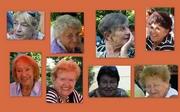 Společenské setkání důchodců v přírodě