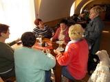 Výstava kamelií Rájec-Jestřebí, návštěva pštrosí farmy