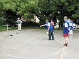 3. sportovní hry důchodců v Brně