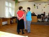 Taneční odpoledne na Křenové